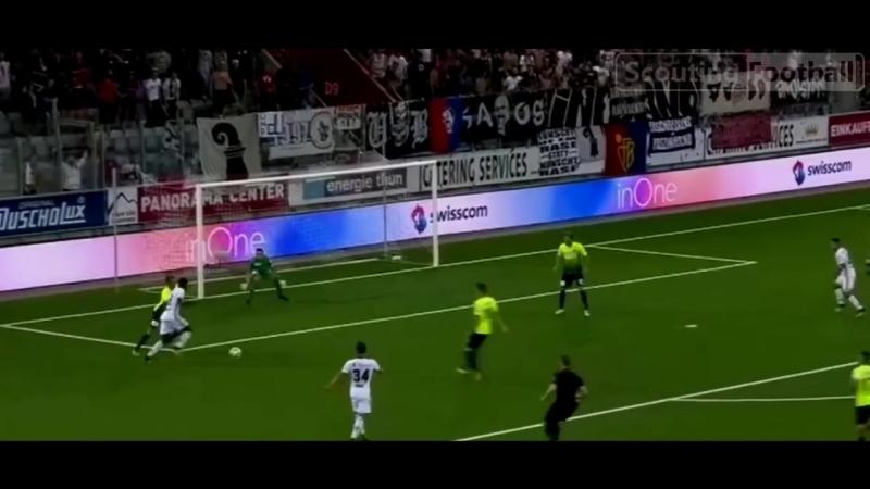 DIMITRI OBERLIN Goals Skills _ Basel