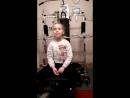 описание здорового образа жизни от шести летней Алёны