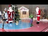 Битва Деда Мороза и Санта-Клауса 2018 год
