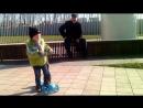СамоКатист Саша 2,5 года, Краснодар.