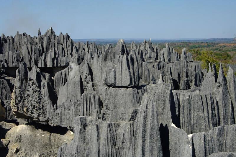 цинжи-дю-Бемараха, Мадагаскар