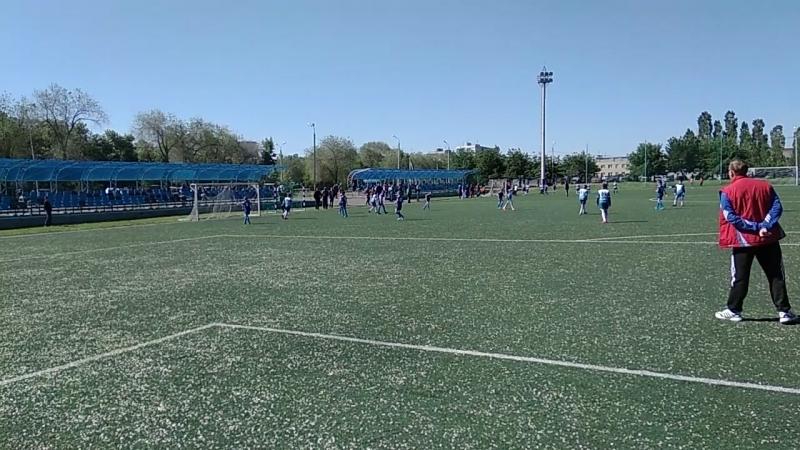 ФК Оренбург 2008 - Факел 2007 (27.05.2018)