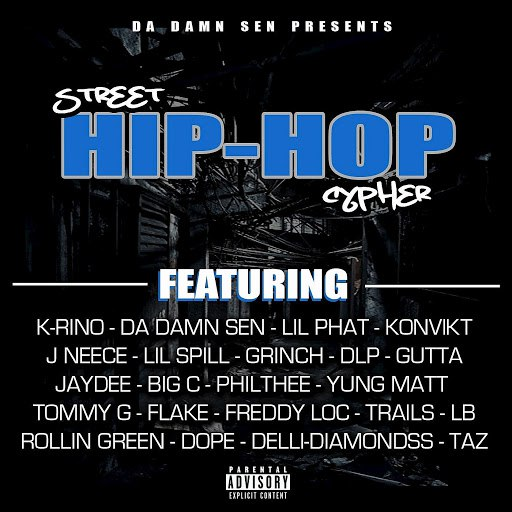 Dope альбом Street Hip-Hop Cypher