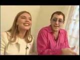 Григорий Лепс учит петь Алину Кабаеву