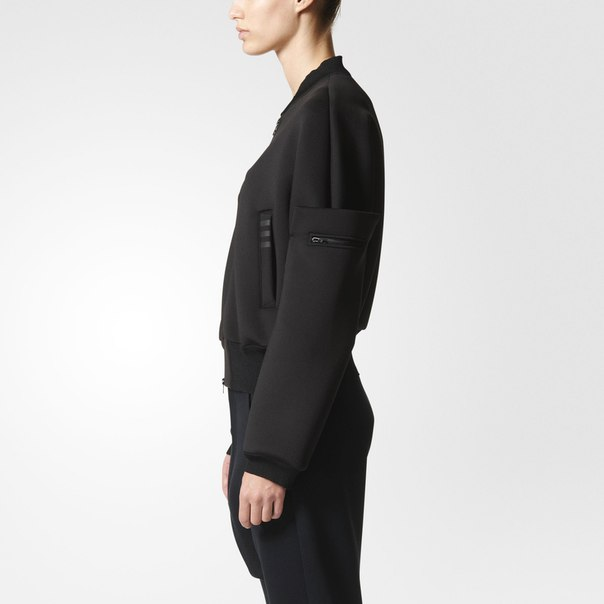 Куртка-бомбер Y-3 Spacer Lux