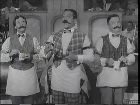 I Love Lucy - Barbershop Quartet