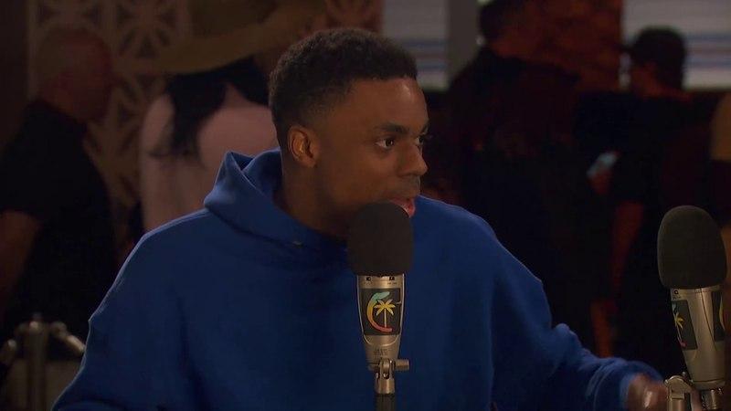 Vince Staples Interview - Coachella 2018