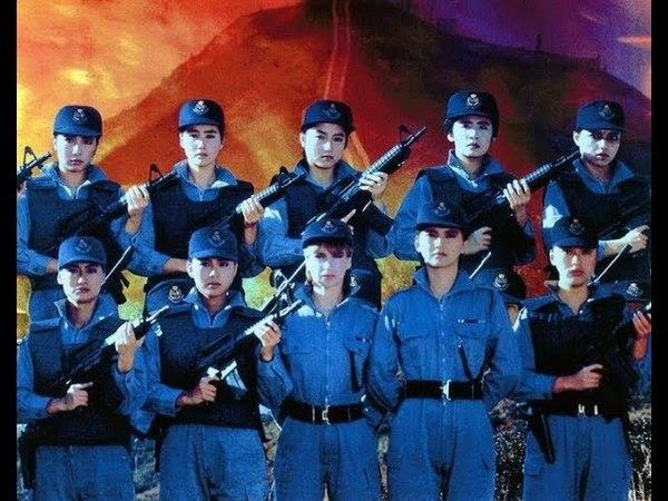 специальное падразделение или инспекторы в юбках перевод павла санаева камедия1988