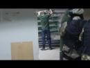 СК Витязь - Тренировка со щитом Вант-ВМ