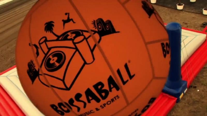 Bossaball новый вид спорта
