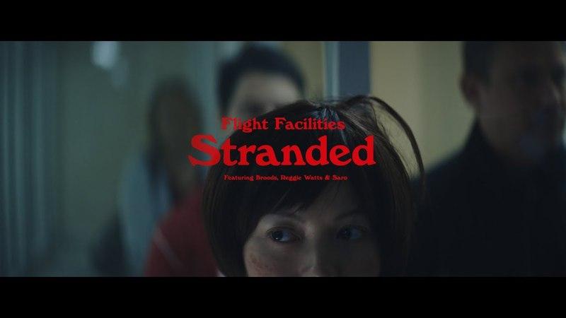 Flight Facilities - Stranded feat. Broods, Reggie Watts Saro (Official Video)