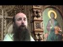 Проповедь иеромонаха Кирилла Зинковского на воспоминание чуда Архистратига Михаила в Хонех