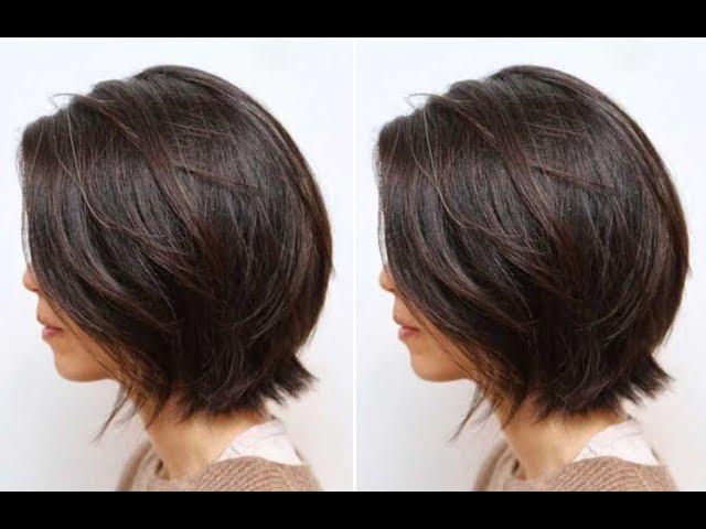 Creative Bob Haircuts - How to Do a Creative Hair cut - Cut Style Makeover - Hairbrained