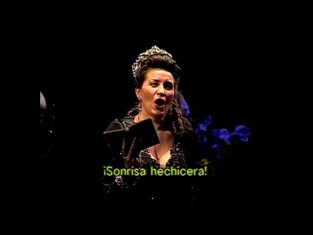 Placido Domingo - FEDORA - Bellas Artes