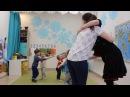 Парный танец Поссорились-помирились МИНИ-САД в ДЦ ПинКод