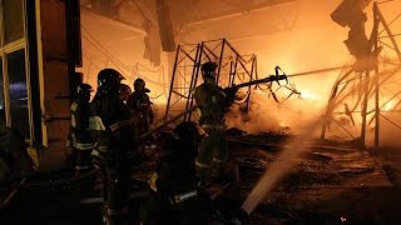 Цена жизни ( о пожарной охране)