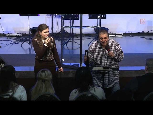 Пастор Генри Хинн (Henry Hinn) 25.01.14