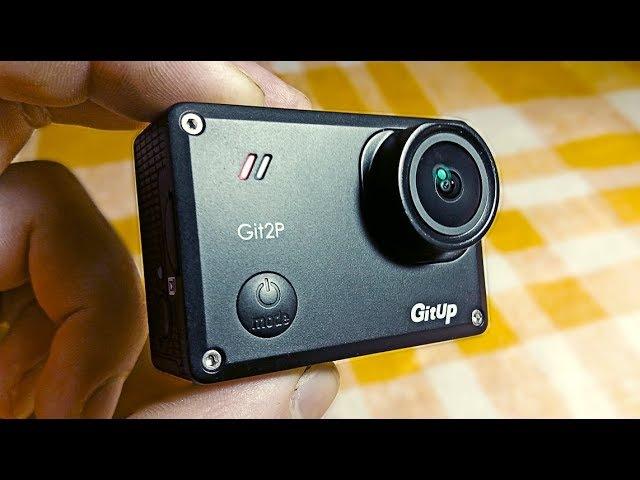 Почему мы купили GitUp 2 PRO. Гитап - лучшая экшн-камера с Алиэкспресс.