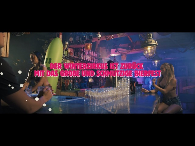 Pussy lounge Wintercircus 10.03.2018 trailer