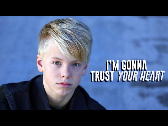 Carson Lueders - You're the Reason (Lyric video)