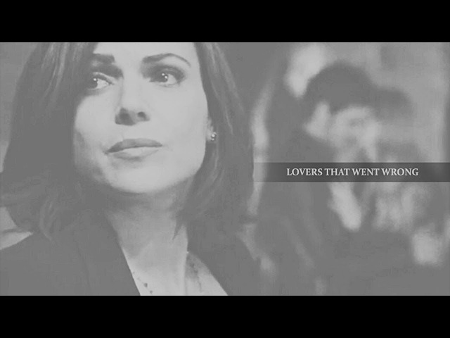 Lovers that went wrong.「swanqueen au」