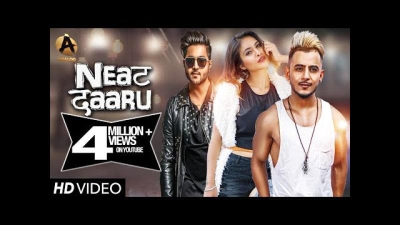 Neat Daaru [Full HD] | Raman Kapoor Ft Millind Gaba | Latest New Hindi Songs 2018 | Analog Records