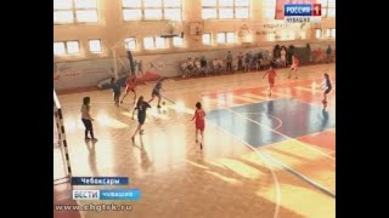 В Чебоксарах разыграли награды Кубка Чувашии по мини-футболу среди женских команд