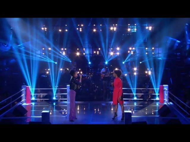 Victoria Mishchenko - Vera Tavares - The Voice of Germany - Battles -