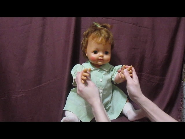 Ideal Kissy Baby Doll 1963-1964
