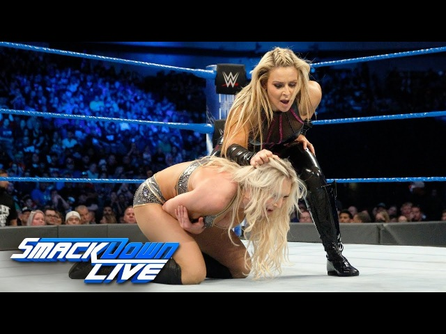 Charlotte Flair vs Natalya SmackDown LIVE March 20 2018