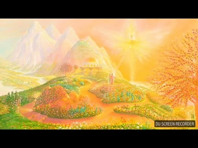 АУДИОМЕДИТАЦИЯ ЗОЛОТИСТЫЙ ДОЖДИК | Потоки света и радости души