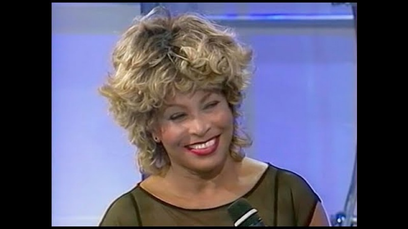 Tina Turner Reacts to her Videoclips (1999)