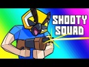 Shooty Squad Funny Moments Raging Tryhard Match