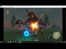 [Cemu 1.11.5] Breath of the Wild - Lynel Battle FX6300 | HD7970