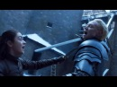 Arya Stark vs Brienne of Tarth - Game of Thrones S7E4