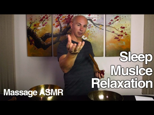 Progressive Muscle Relaxation for Sleep ASMR