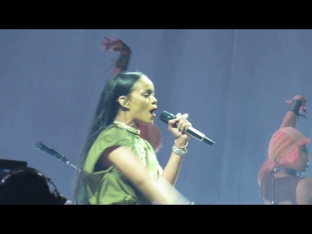 Rihanna 2016 Made In America BBHMM