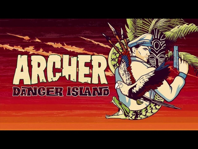 Archer Season 9 Teaser Promo (HD) Archer: Danger Island