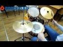 Уроки игры на барабанах для начинающих 3 урок