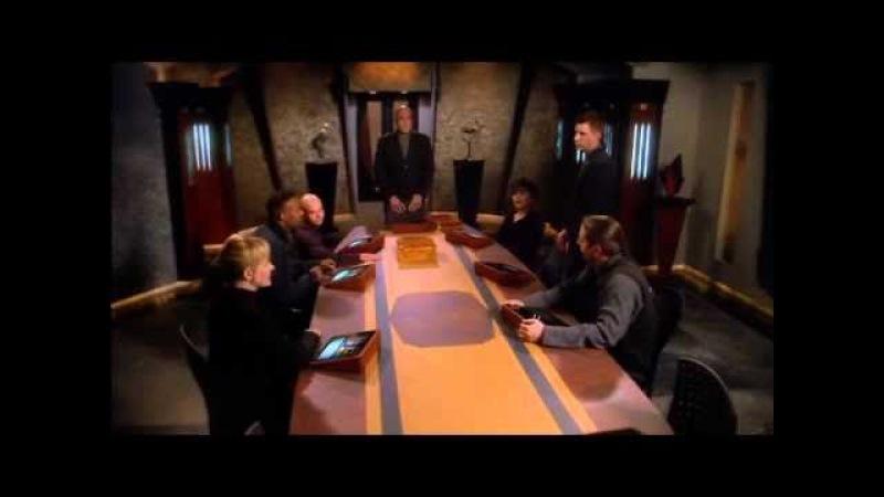 Babylon 5 - Garibaldi's corporate method