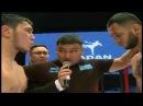 Abadan Fighting Championship Хусниддин Нишонов Саят Дузбаев 77 1кг
