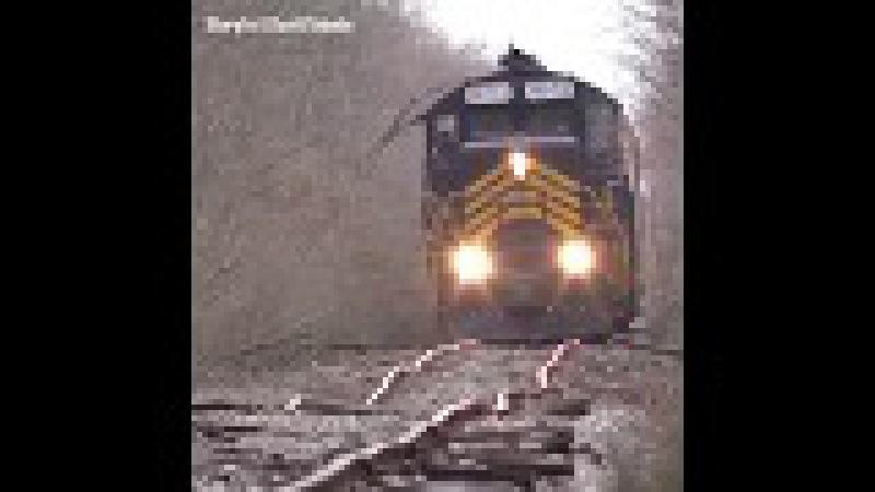 Поезд самоубийц шокировал сеть