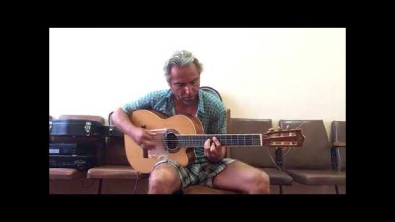 Виктор.Цой-Красно-жёлтые дни-guitar cover Garri Pat