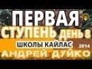 ⚜ Андрей Дуйко БЕСПЛАТНО 1 ступень школы Кайлас день 8-й 2014 г ⚜ Эзотерика для начинающих