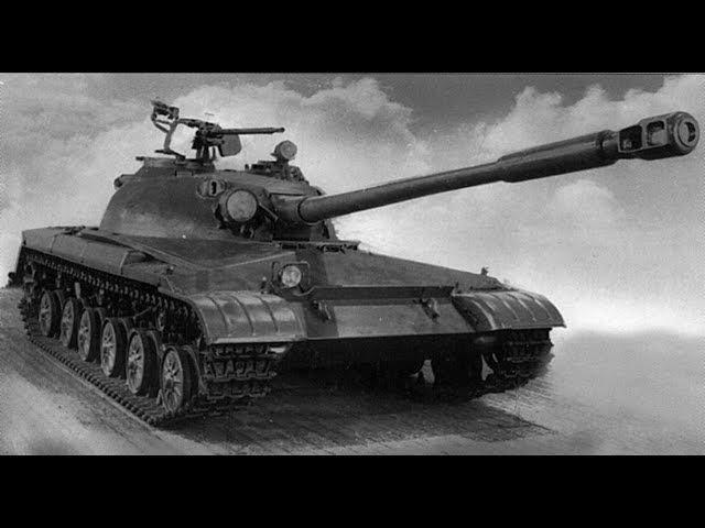 Объект 430У Китайский клон в советской ветке