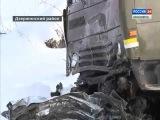Под Канском в аварии погибли 8 человек