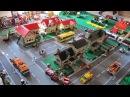 Лего комната для будущего лего города - Хранение лего конструктора