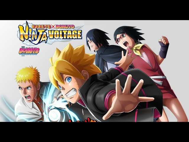 Gameplay Naruto x Boruto Ninja Voltage
