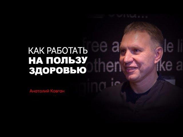 МАТРИЦА ЗДОРОВЬЯ Как работать на пользу здоровью Анатолий Ковган