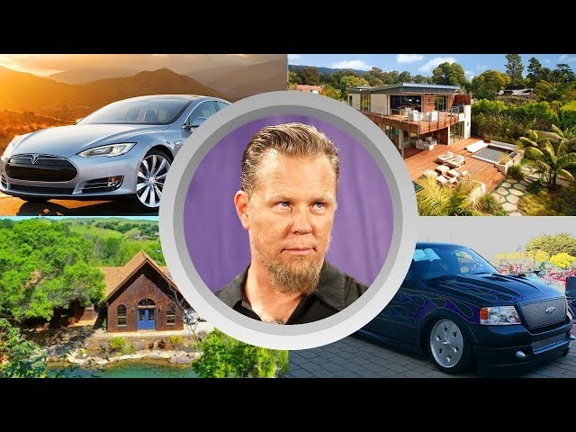 James Hetfield Net Worth, Lifestyle, Family, Biography, House and Cars